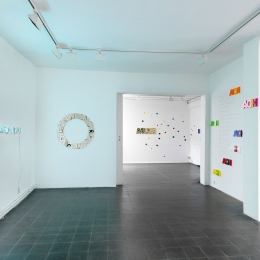 Exhibition View, Galerie Robert Drees, Hanover 2015