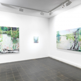 Exhibition View, Galerie Robert Drees Hannover 2017
