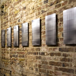 Ausstellungsansicht, Shoreditch Town Hall Basement, London 2007