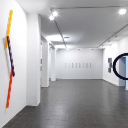 Exhibition View, Galerie Robert Drees, February 2018