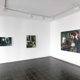 Exhibition View, Galerie Robert Drees