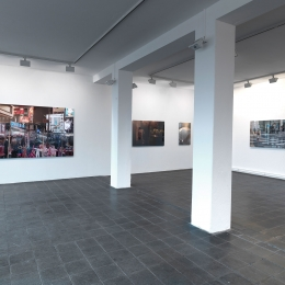 Exhibition View, Galerie Robert Drees 2020