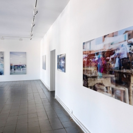 Exhibition View, Galerie Robert Drees 2015