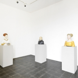 Exhibition View, »OUTLOOK-Room«