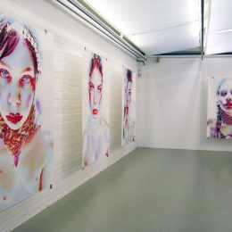 Exhibition View Kunsthalle Willhelmshaven, 2010