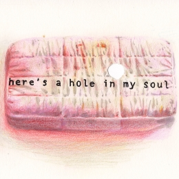 there´s a hole