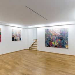 Exhibition View Alfred Toepfer Stiftung 2019