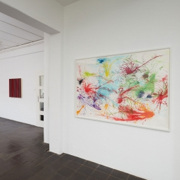 Exhibition View, Galerie Robert Drees, 2019