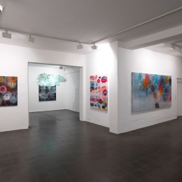 Exhibition View, Galerie Robert Drees, 2016