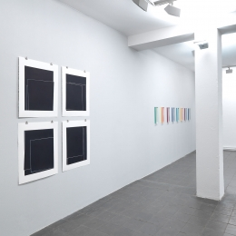 Exhibition View, Galerie Robert Drees 2019