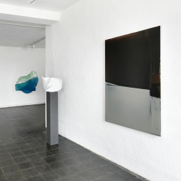 Exhibition View, Color and Form, Galerie Robert Drees, May 2013