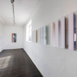 Exhibition View Galerie Robert Drees 2015