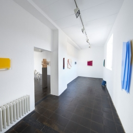 Exhibition View Galerie Robert Drees, December 2019