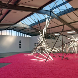 Space Reloaded, KunstHalle Cloppenburg, 2010