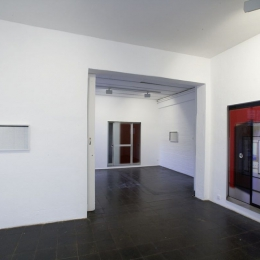 Exhibition View, Galerie Robert Drees, 2008