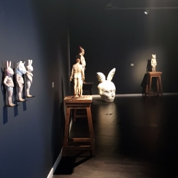 Exhibition View »Artalroc«, Andorra 2019