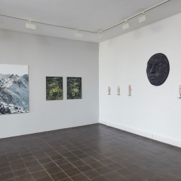 Exhibition View Galerie Robert Drees, 2019