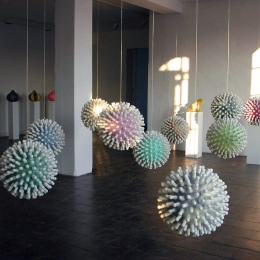 Exhibition View, Galerie Robert Drees, November 2002