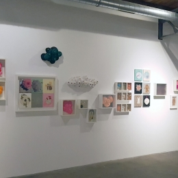 Exhibition View Kunsthalle Cloppenburg 2019