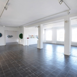 Exhibition View, Galerie Robert Drees, Dezember 2014