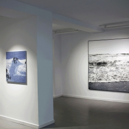 Exhibition View Barcelona, 2018